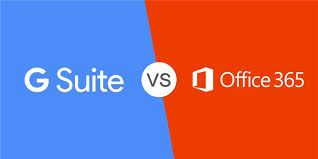G Suite vs. Office 365 Which office suite is best for you?